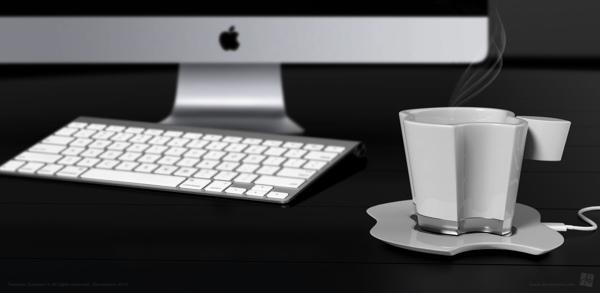 iCup - Konsept Kahve Fincanı Tasarımı