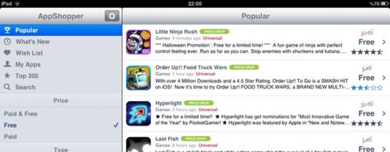 iPad2 İçin Kullandığım Bedavacı Uygulamalar